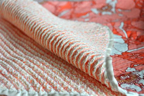 Chenille Baby Blanket Pattern by Chenille Baby Blanket Pattern Catalog Of Patterns