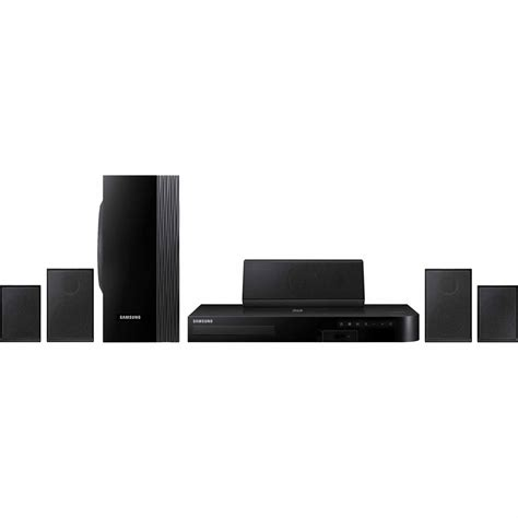 Home Theater Ht F455rk samsung 5 1 channel 1000w home theater system ht j4100