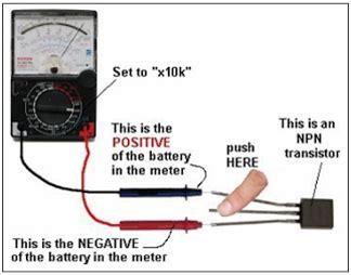 X10 Set Kulot Modhy Hitam jabatan teknologi elektrik bagaimana menentukan transistor jenis npn atau pnp