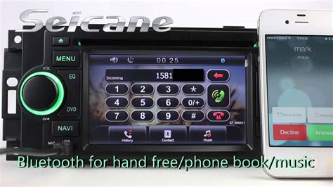 automotive repair manual 2007 dodge ram 1500 navigation system discount 2006 2007 2008 dodge caliber in dash radio audio system support bluetooth music gps mp3