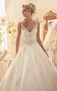 Mori Lee Wedding Dress Mori Lee 2618 Dress Missesdressy Com