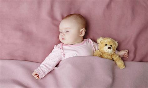 baby sleeps better in own room babies sleep better if they their own room by four months uk news express co uk