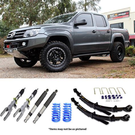 volkswagen amarok lifted vw amarok suspension lift all the best suspension in 2017