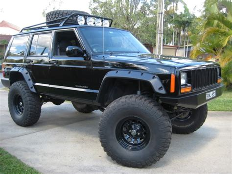jeep xj the 5 coolest xj cherokees jeep miami