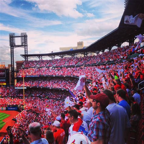 st louis cardinals fans explore st louis 5 things to do in st louis this