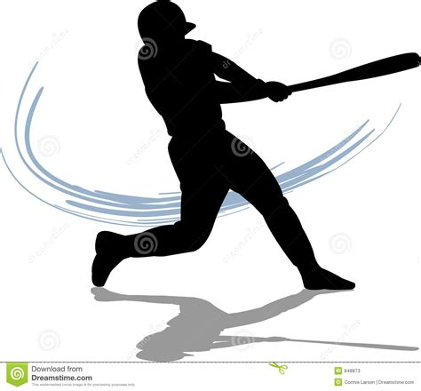 baseball player swinging bat clip art baseball batter hitting ball clipart