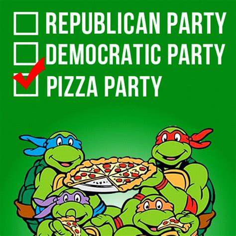 Ninja Turtle Meme - pizza party meme related keywords pizza party meme long