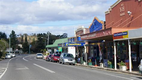 country towns the changing faces of australian country towns starts at 60