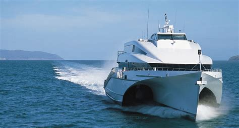 trimaran ferry one2three naval architects