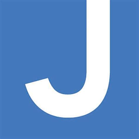 New JCC Branding Unveiled | Jewish Community of Louisville J Logo