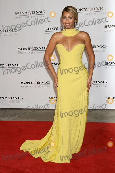 Post Grammy Sonybmg Looks by Photos And Pictures Beyonce Knowles Sony Bmg Post Grammy