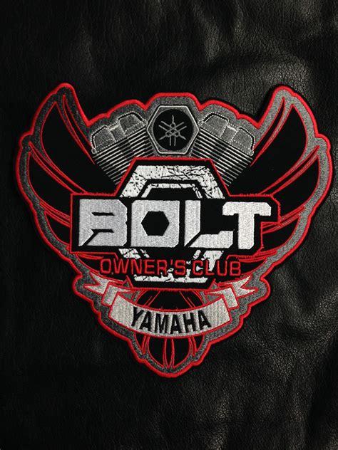 yamaha emblem yamaha bolt 2xl patch emblem revo cycle