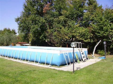 piscine da giardino interrate piscine da giardino fuori terra