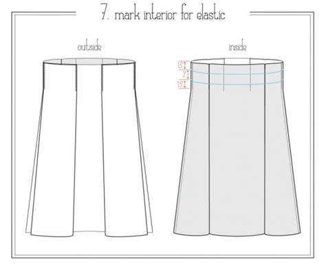 paper bag skirt pattern free paper bag skirt what i do