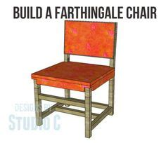Farthingale Chair by Sillas De Comedor And Sillas On