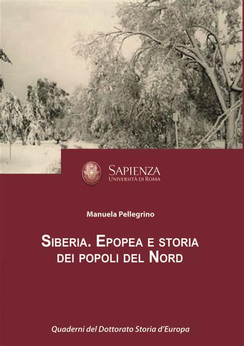libreria dei popoli siberia epopea e storia dei popoli nord edizioni