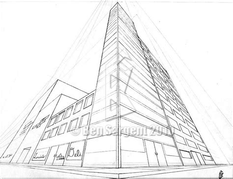 cool buildings to draw www imgkid the image kid has it