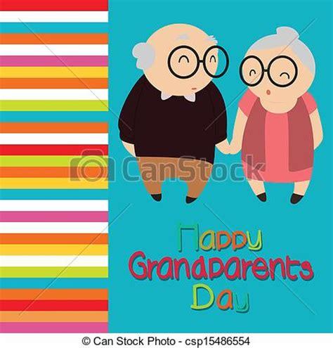clipart nonni clipart vettoriali di nonni felice nonni giorno testo