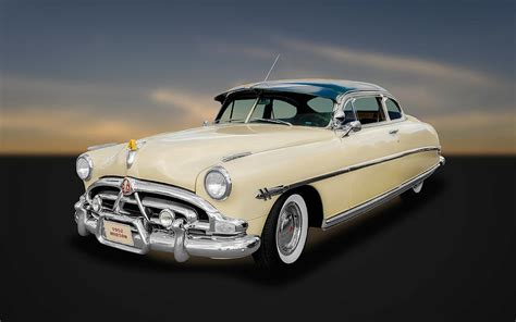 frank benz 1952 hudson hornet 2 door sedan hud11 photograph by