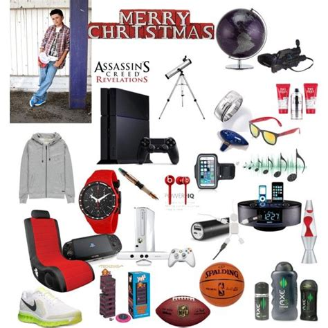 sweet christmas presents for teen boys quot great gift for boys quot by lcheatwood2000 on polyvore everything boys