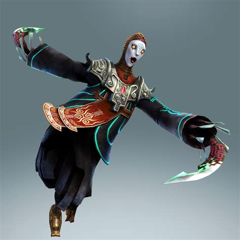 Wii U Hyrule Warriors Amiibo R1 hyrule warriors zant vooks