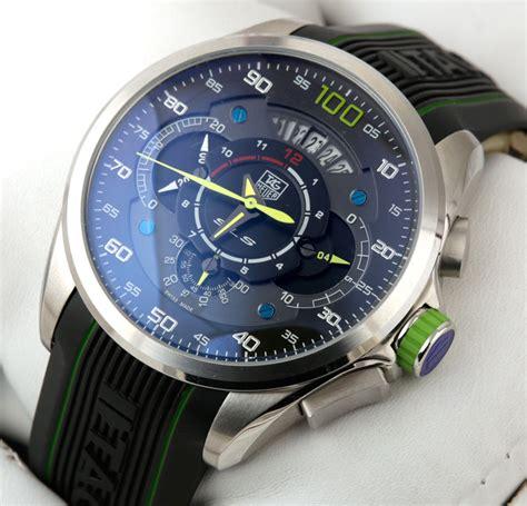 Tag Heuer Calibre Rs Silver Green tag heuer mercedes sls green watchmarkaz pk
