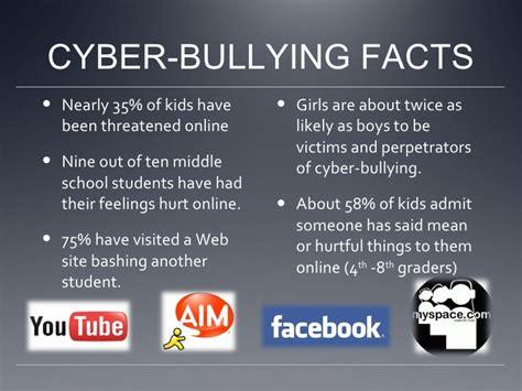 cyber bullying statistics cyber bullying