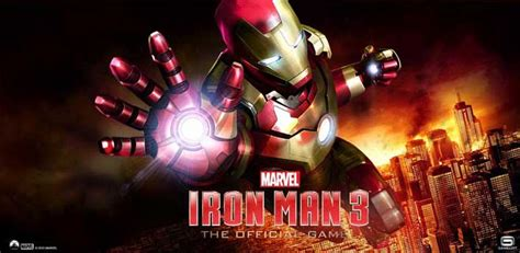 official iron man  game released  android iphone ipad