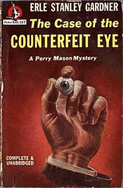 Erle Stanley Gardner The Of The One Eyed Witness 1000 images about perry on william morrow literature and nymphs