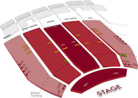 pit seating fox theatre atlanta ticket office seating charts
