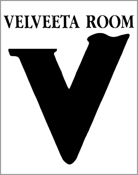 the velveeta room v the velveeta room type atx