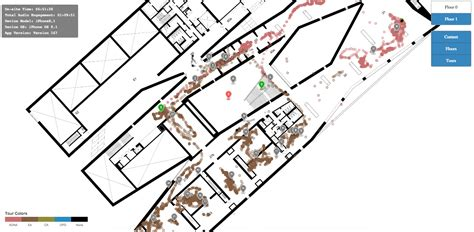 Floor Plan Web App by The De Young Museum App By Guidekick As A Model For