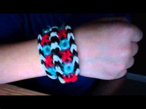 the hardest rainbow loom bracelet
