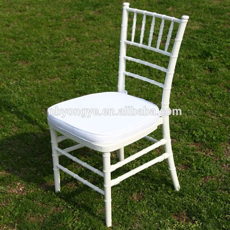 White Wedding Chairs by White Wedding Hotel Chairs With White Cushion Buy White