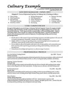 Personal Chef Sle Resume by Professional Chef Resume Exle Professional Resume Sles Resume Exles
