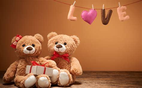 teddy couple wallpaper hd love sweet tady bear couple wallpapers new hd wallpapers