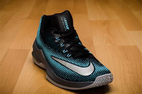 nike air max mens basketball shoes nike air max infuriate low shoes basketball sil lt