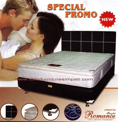 Simmons Legacy 120x200 Springbed Kasur harga kasur bed murah disc up to 50 20