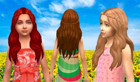 child sims 4 hair newhairstylesformen2014 com the sims 4 kids hair tsr newhairstylesformen2014 com