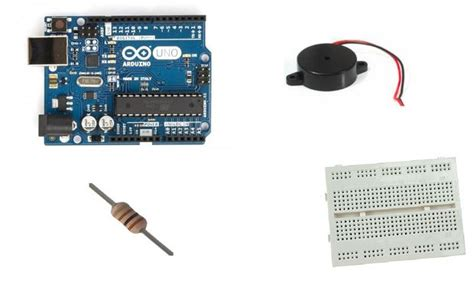 tutorial arduino buzzer how to use a buzzer or piezo speaker arduino tutorial