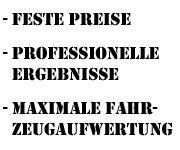 Innenreinigung Auto Trier by Aufbereitung Bissingen Ludwigsburg Zuffenhausen Polieren