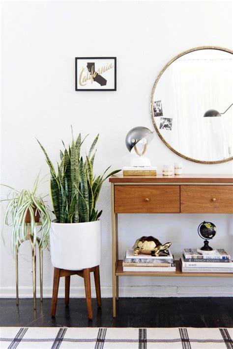 wohnideen mit pflanzen mit zimmerpflanzen das zuhause dekorieren 60 beispiele