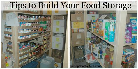 How To Build A Food Pantry by Tips To Build Your Food Storage The Ready Store Giveaway
