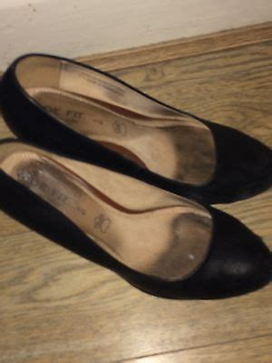 smelly flats shoes well worn shoes collection on ebay