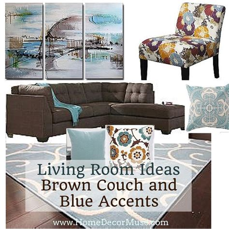 Blue Living Room Brown Sofa Best 25 Brown Sectional Ideas On Pinterest Brown Pillows Grey Basement Furniture And