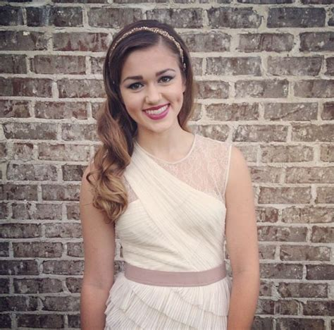 sadie robertson hair sadie robinson i know she s like 17 but i m a fan of
