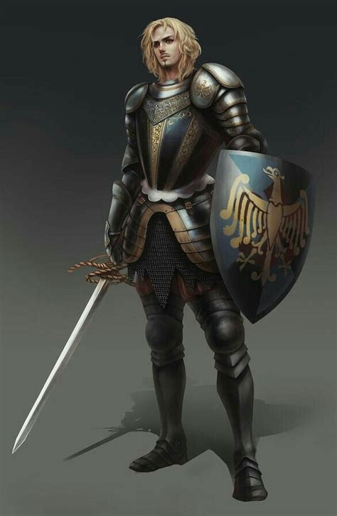 Christian D20 4 human paladin pathfinder pfrpg dnd d d d20 folk of the knightly orders