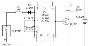 wiring diagram info polyphonic doorbell