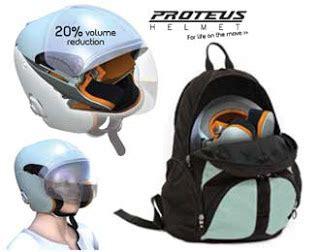 Helm Kyt Untuk Perempuan Beritaku Perempuan Aussie Ciptakan Helm Lipat