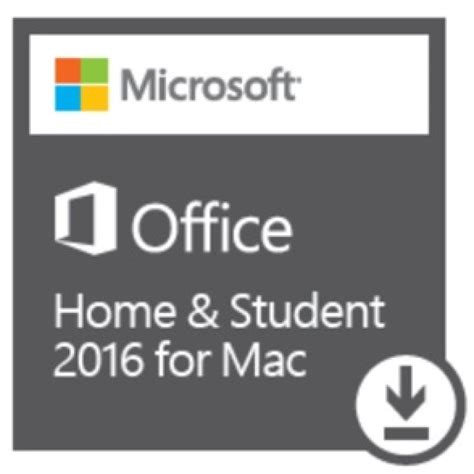 Office Home Student For Mac microsoft office home student 2016 for mac electronic
